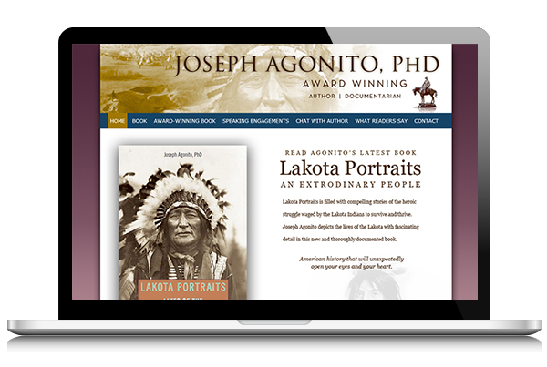 Author | Documentarian Front End Website Design