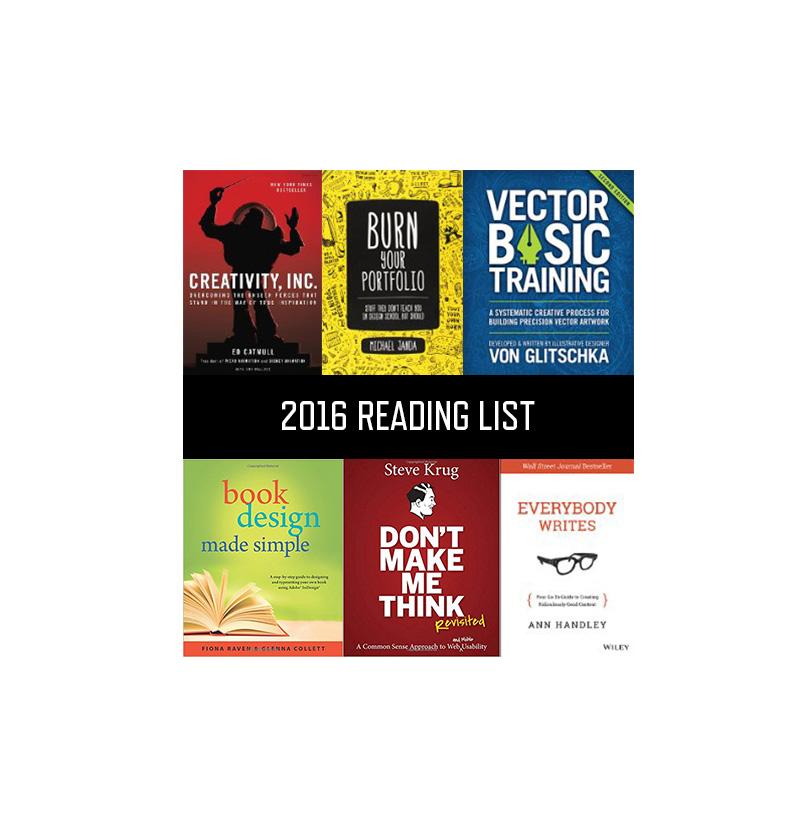 Graphic Designer's Reading List