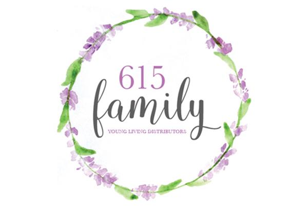 615 Family Logo Design