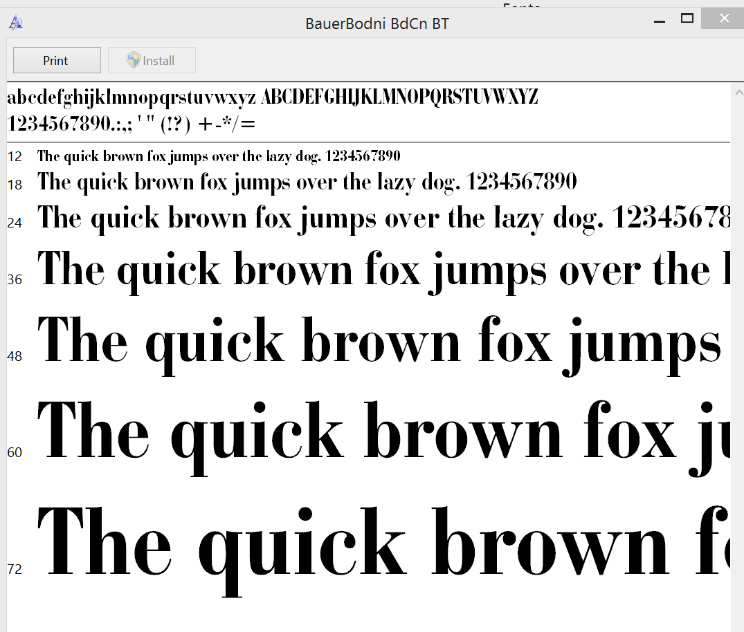 Four Steps to Choosing the Best Fonts for your Design Project