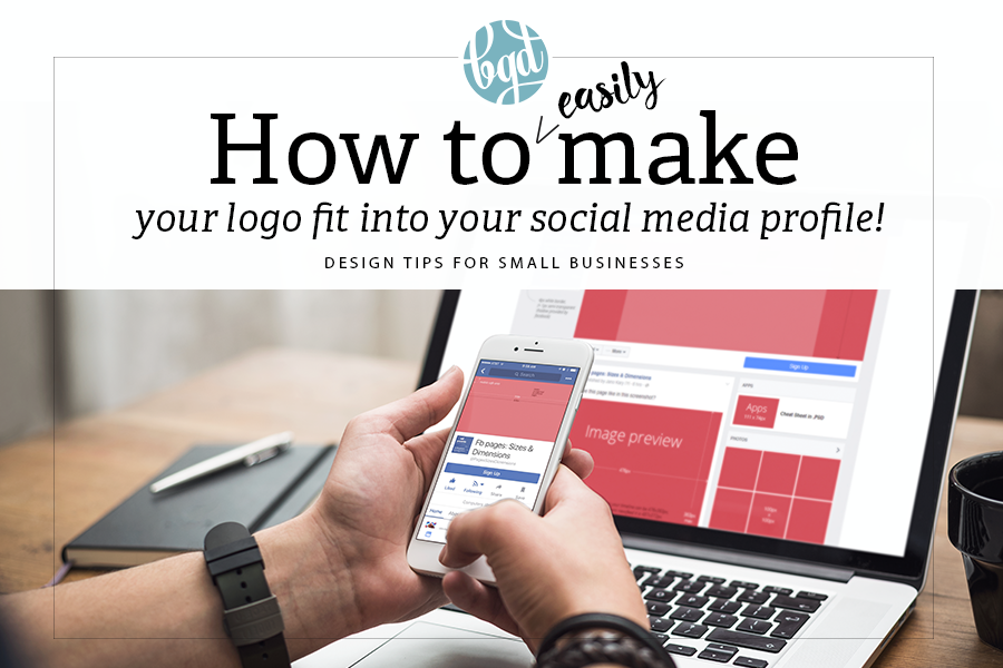 How to Make Your Logo Fit Correctly in Your Profile Image